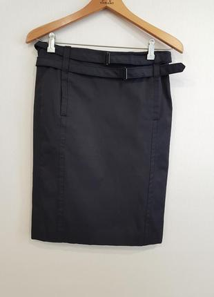 Черная классическая юбка marc cain