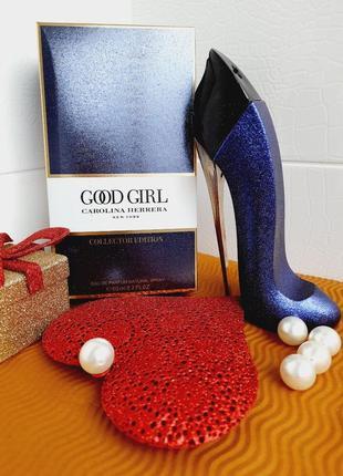 👠 carolina herrera 👠 good girl glitter collector 👠парфюмерная вода 80мл