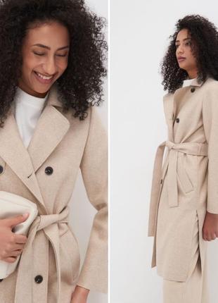 Неймовірно круте двубортне пальто тренч в стилі zara