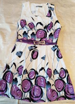 Краивое летнее платье