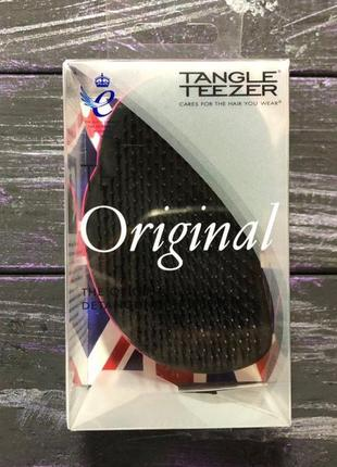 New! расческа tangle teezer original оригинал черно-розовая