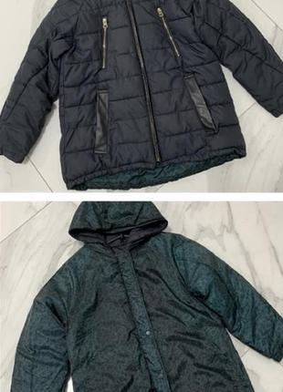 Двусторонняя курточка от zara