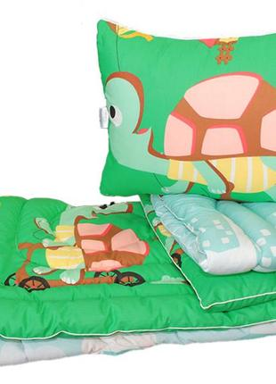 Дитяча ковдра та подушка, детское одеяло