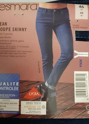 1. фирменные джинсы skinny fit esmara германия.  размер на выбор! рекомендуем!