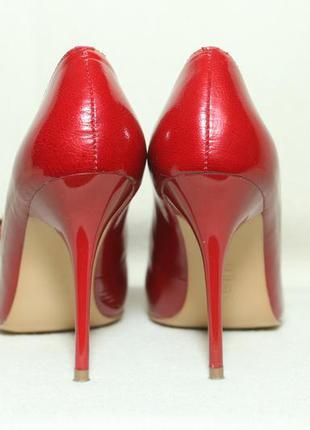 Кожанные туфли elche collection