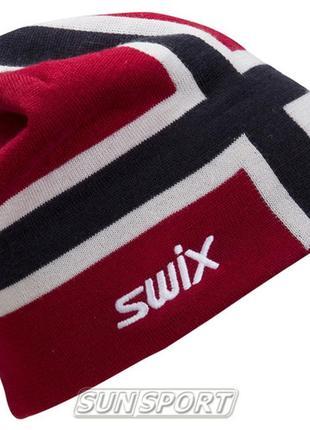 Трикотажная шапка swix norway
