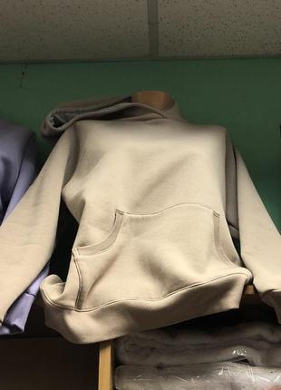 Тёплая худи кофта с капюшоном спортивные штаны