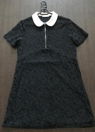 Короткое платье zara