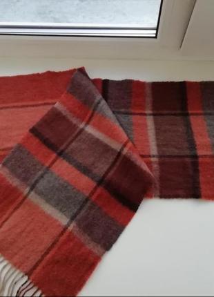 Італійський фірмовий кашеміровий шарф jjbenson!!! оригінал!!!