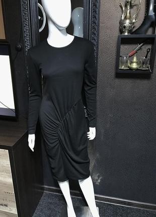 Zara платье миди оригинал стильное