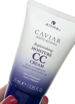 Крем для волос alterna caviar anti aging - replenishing moisture cc cream 10 in 1