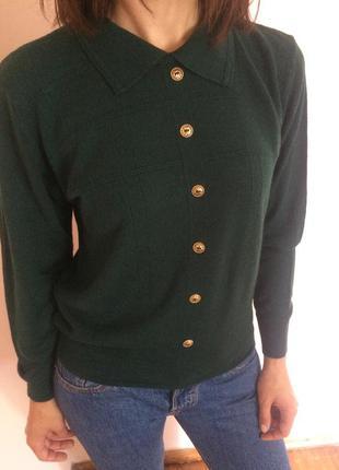 Винтажный свитер marks&spencer