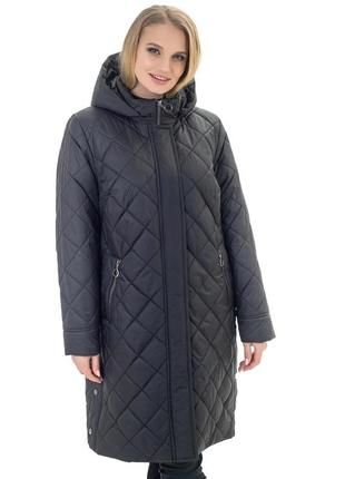 Куртка-плащ батал рр 52-70