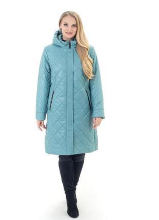Куртка удлиненная рр 52-70