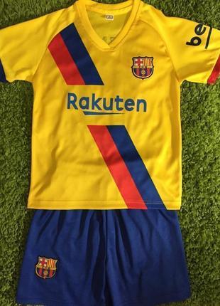 Детская футбольная форма fc barcelona griezmann 17