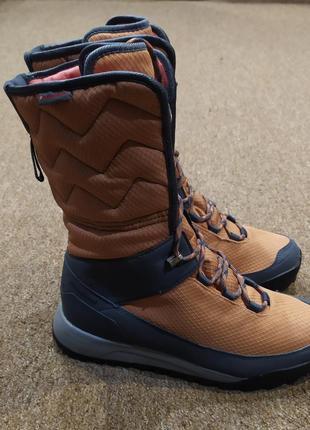 Сапоги adidas cw choleah high cp  aq2580. оригинал