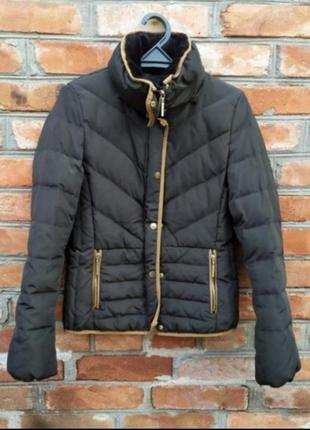 Дутик куртка хаки пуховик ❤️ пух