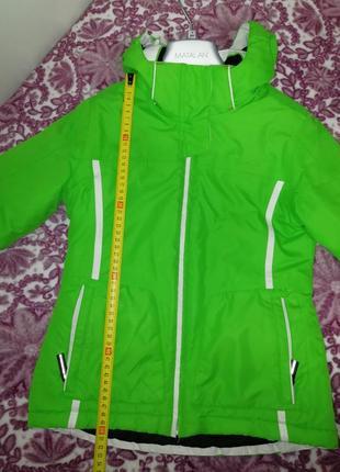 Мембранная куртка crevit 128р на 7 лет