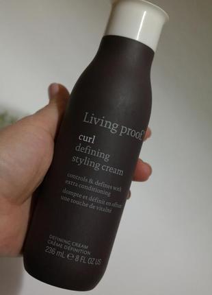 Living proof curl defining styling cream - крем-стайлинг для вьющихся волос
