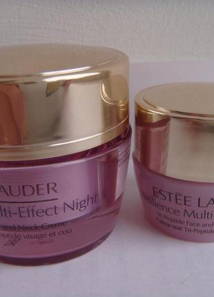 Resilience multi-effect night ночной лифтинговый крем