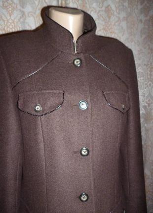 Пальто-френч на осень-весну.