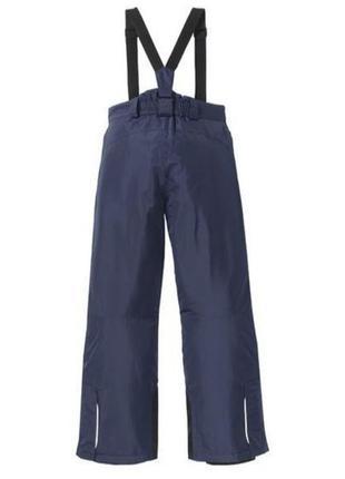 Термо лижні штани crivit pro 134/140