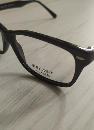 Оправа очки окуляри унисекс ballet classic