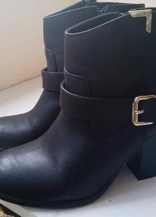 Ботинки, сапожки 38-39 р. madden girl