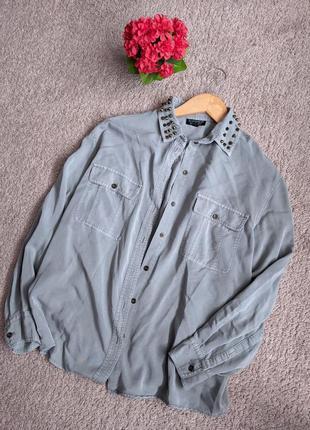 Стильная рубашка от topshop