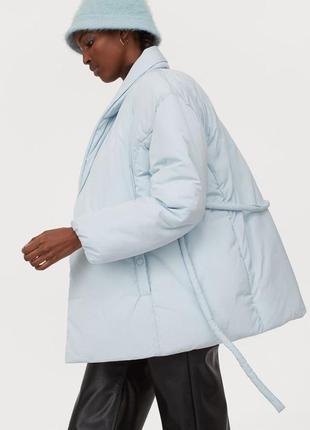 Женская куртка,модная куртка , картка под пояс3 фото