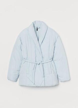 Женская куртка,модная куртка , картка под пояс