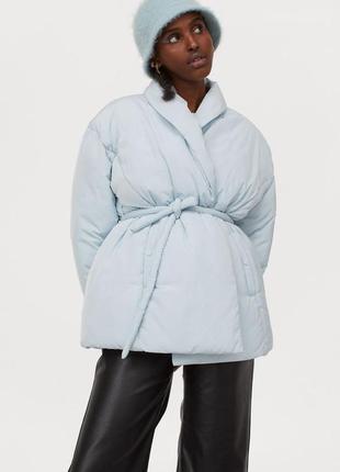 Женская куртка,модная куртка , картка под пояс5 фото