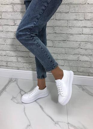 Кроссовки кроссы натуральная кожа замша замшевые кожаные кеды