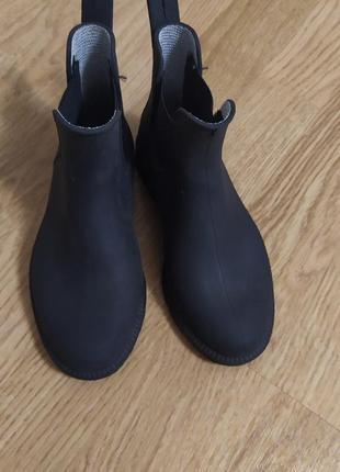 Ботиночки ризинові fouganza