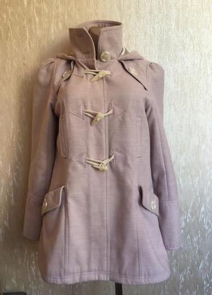 Отличное пальто весна-осень