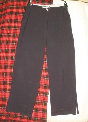 Свободные широкие спортивные брюки штаны tcm tchibo кулиса