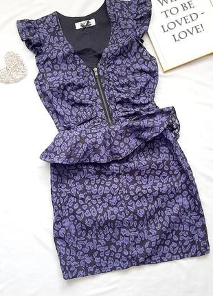 Oasis стильне плаття баска xs-s