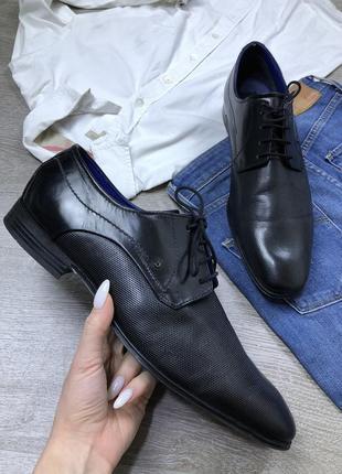 Классические туфли bugatti