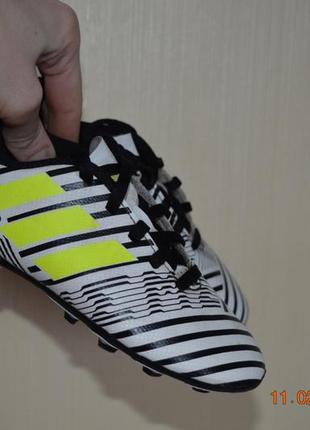Футбольные кроссовки adidas nimeziz