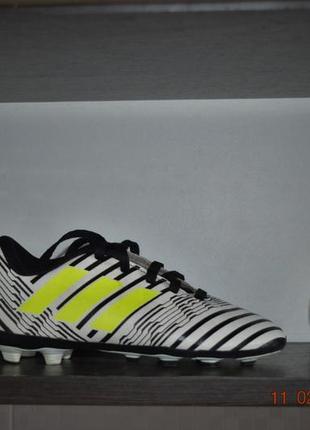 Футбольные кроссовки adidas nimeziz3 фото