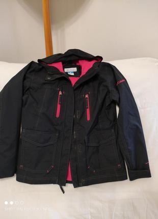 Одяг із сша від відомих брендів.куртка на дівчинку 10-12 р.columbia