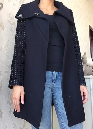 Супер стильное пальто zara