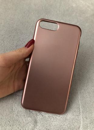 Чехол на iphone 7+,8+ (plus)