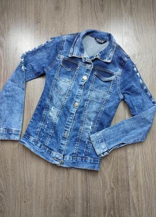 Джинсовка,куртка джинс