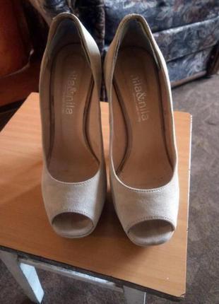 Женские туфли nila nila