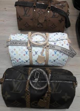 Дорожная вместительная сумка а так же для спорта и фитнеса❎❎3 фото