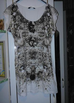 Туника-платье женское 38р