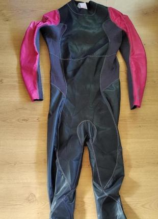 Гидрокостюм decathlon для плавания