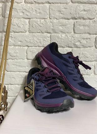 Треккинговые кроссовки salomon , размер 40