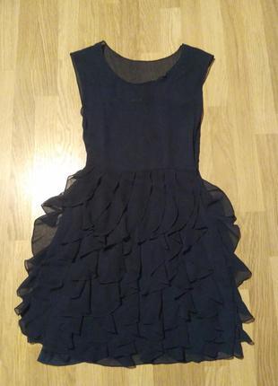 Шикарное платье rise